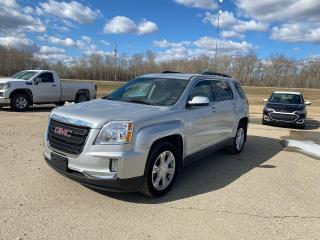 Used 2017 GMC Terrain SLE for sale in Roblin, MB