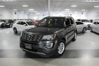 Used 2017 Ford Explorer XLT NO ACCIDENTS I LEATHER I REAR CAM I CARPLAY I BLUETOOTH for sale in Mississauga, ON