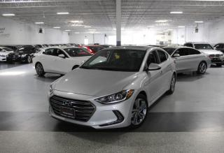 Used 2017 Hyundai Elantra LIMITED NO ACCIDENTS I NAVIGATION I LEATHER I SUNROOF I BT for sale in Mississauga, ON