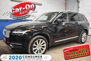 Used 2017 Volvo XC90 Hybrid eAWD T8 TWIN ENGINE HYBRID | HUD DISPLAY | VISION for sale in Ottawa, ON