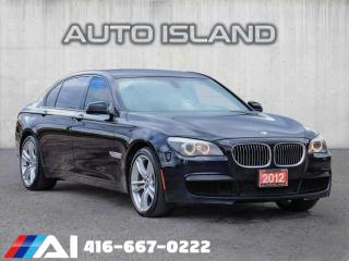 Used 2012 BMW 7 Series 4dr Sdn xDrive AWD for sale in North York, ON