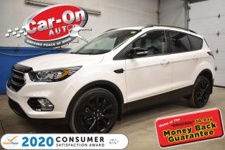 Used 2018 Ford Escape Titanium | LOADED | 18,000km for sale in Ottawa, ON