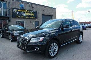 Used 2017 Audi Q5 QUATTRO/2.0T/TECHNIK/ACCIDENT FREE/NAV/REARVIEW CAMERA for sale in Newmarket, ON