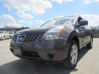 Used 2008 Nissan Rogue AWD / ONE OWNER for sale in Newmarket, ON