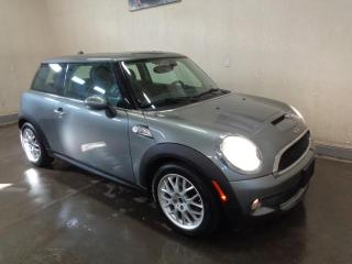 Used 2009 MINI Cooper Hardtop 2dr Cpe S for sale in Edmonton, AB