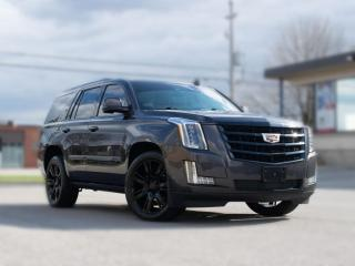 Used 2016 Cadillac Escalade Premium Collection |NAV|DVD|ACC|B.SPOT|HEADSUP | for sale in North York, ON
