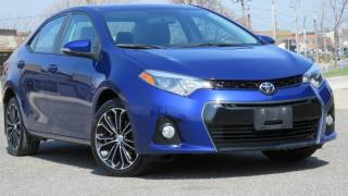 Used 2014 Toyota Corolla S PKG | ROOF | HEATED SEATS | LOW KM | GREAT CONDITION for sale in North York, ON