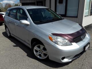 Used 2005 Toyota Matrix XR - ALLOYS! CRUISE! CERTIFIED! for sale in Kitchener, ON