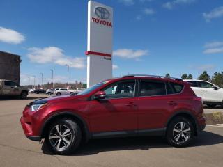 Used 2018 Toyota RAV4 XLE for sale in Moncton, NB