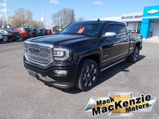 Used 2017 GMC Sierra 1500 Denali CrewCab 4X4 for sale in Renfrew, ON