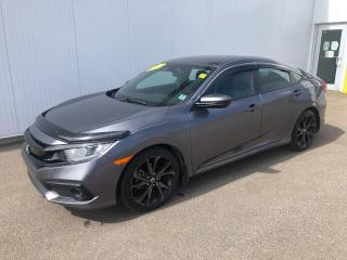 Used 2020 Honda Civic Sedan Sport for sale in Port Hawkesbury, NS