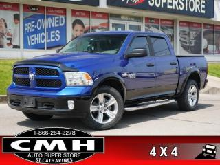 Used 2014 RAM 1500 SLT  HEMI P/SEAT REM-START TOW 20-AL for sale in St. Catharines, ON