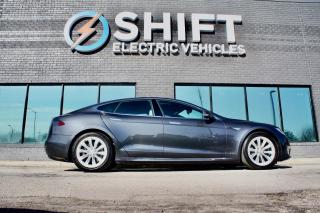 Used 2016 Tesla Model S 90D AUTOPILOT, LOADED, CARFAX CLEAN for sale in Oakville, ON