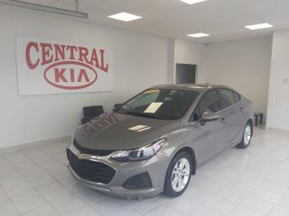 Used 2019 Chevrolet Cruze LT for sale in Grand Falls-Windsor, NL