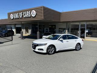 Used 2019 Honda Accord EX-L for sale in Langley, BC