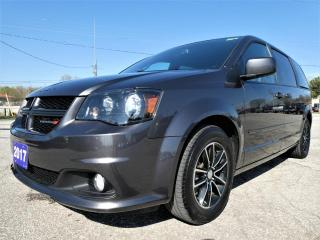 Used 2017 Dodge Grand Caravan GT | Heated Seats | Power Doors | Remote Start for sale in Essex, ON