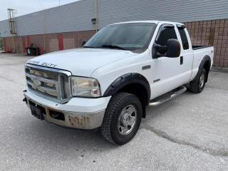 Used 2005 Ford F-250 SD Lariat | 4X4 | SUPERCAB | for sale in Barrie, ON