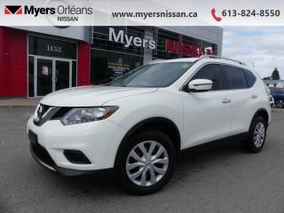 Used 2016 Nissan Rogue S  - Bluetooth -  SiriusXM - $117 B/W for sale in Orleans, ON