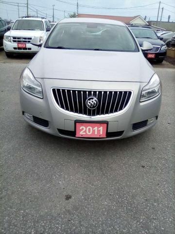 2011 Buick Regal CXL - 1XL