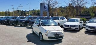 Used 2013 Fiat 500 Lounge for sale in Coquitlam, BC