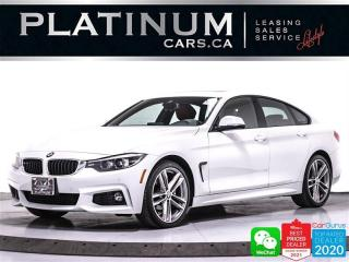 Used 2019 BMW 4 Series 440i xDrive Gran Coupe, AWD,M-SPORT, DRIVING PKG for sale in Toronto, ON