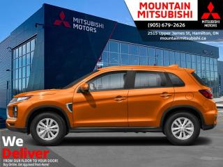 New 2021 Mitsubishi RVR SE  - Heated Seats -  Android Auto for sale in Mount Hope (Hamilton), ON