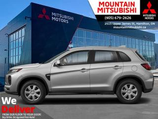New 2021 Mitsubishi RVR ES  - Heated Seats -  Android Auto for sale in Mount Hope (Hamilton), ON