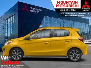 New 2021 Mitsubishi Mirage SE  - Android Auto -  Apple CarPlay for sale in Mount Hope (Hamilton), ON