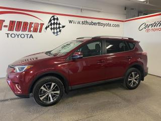 Used 2018 Toyota RAV4 FWD XLE, TOIT OUVRANT for sale in St-Hubert, QC