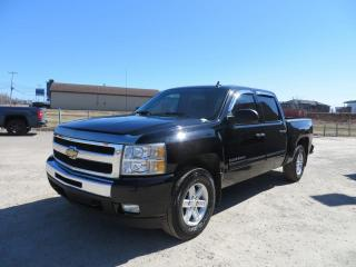 Used 2011 Chevrolet Silverado 1500 4 RM, Cabine multiplaces 143,5 po, LT Z- for sale in Lévis, QC