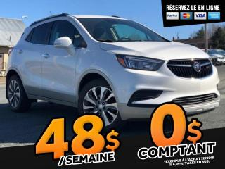 Used 2017 Buick Encore PREFERRED 1.4L / FWD for sale in St-Malachie, QC