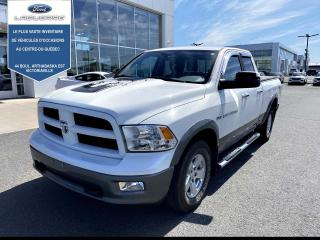 Used 2012 RAM 1500 Cabine quad 4RM, 140,5 po SLT for sale in Victoriaville, QC