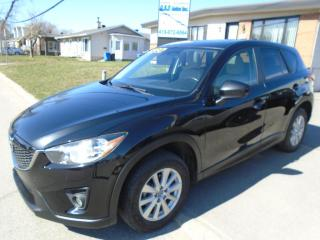 Used 2014 Mazda CX-5 GS for sale in Ancienne Lorette, QC