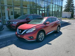 Used 2015 Nissan Murano SV AWD TOIT*CAMÉRA*MAIN LIBRE for sale in Lévis, QC