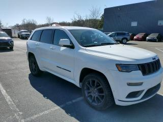 Used 2020 Jeep Grand Cherokee Overland 4x4 GPS*DVD*CAMÉRAS*TOIT for sale in Lévis, QC