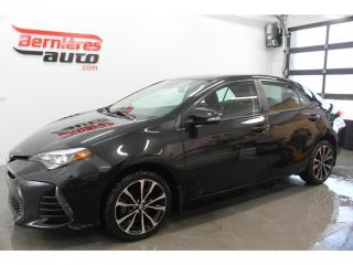 Used 2017 Toyota Corolla SE for sale in Lévis, QC
