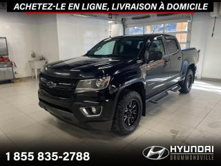 Used 2015 Chevrolet Colorado LT + GARANTIE + CAMERA + A/C + WOW!! for sale in Drummondville, QC