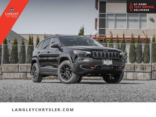 New 2021 Jeep Cherokee Trailhawk Elite  - Sunroof for sale in Surrey, BC