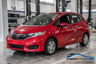 Used 2019 Honda Fit LX+CAMERA DE RECUL+BLUETHOOTH for sale in Laval, QC