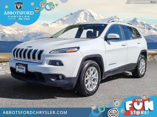 Used 2016 Jeep Cherokee North  - Bluetooth -  Fog Lamps - $150 B/W for sale in Abbotsford, BC