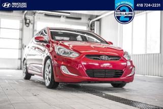 Used 2014 Hyundai Accent GLS chez Rimouski Hyundai for sale in Rimouski, QC