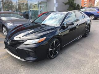 Used 2018 Toyota Camry 4DR SDN AT XSE for sale in Longueuil, QC