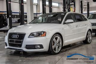 Used 2011 Audi A3 2.0T PREMIUM QUATTRO +TOIT PANO+CUIR CHAUFFANT for sale in Laval, QC