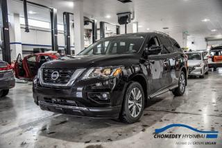 Used 2020 Nissan Pathfinder SV Tech AWD+NAVI+VOLANT/SIEGES CHAUFFANTS for sale in Laval, QC