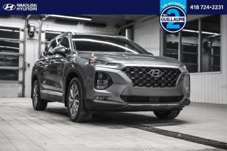 Used 2019 Hyundai Santa Fe 2.0T Luxury AWD chez Rimouski Hyundai for sale in Rimouski, QC