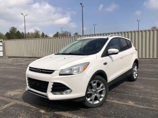 Used 2014 Ford Escape Titanium 4WD for sale in Cayuga, ON