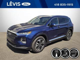 Used 2019 Hyundai Santa Fe 2.0T Ultimate AWD for sale in Lévis, QC