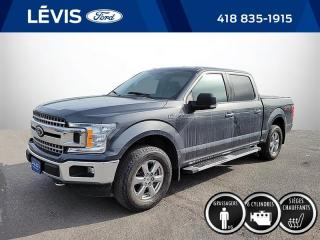 Used 2018 Ford F-150 4WD SuperCrew 5.5'' Box for sale in Lévis, QC