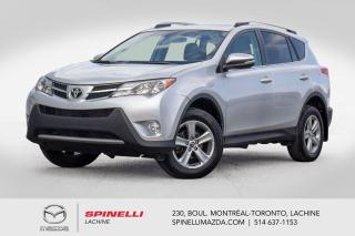 Used 2015 Toyota RAV4 XLE AWD Toit Ouvrant Sieges Chauffants 2015 Toyota Rav4 XLE AWD for sale in Lachine, QC