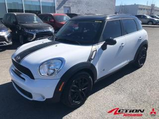 Used 2014 MINI Cooper Countryman S ALL4+TOIT PANO+A/C+AUTOMATIQUE+BLUETOOTH+MAGS 17 for sale in St-Hubert, QC